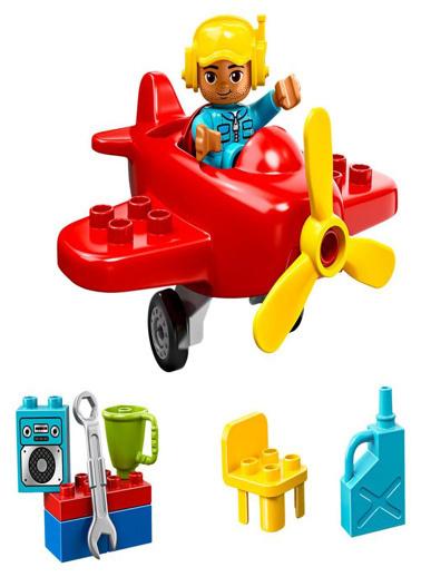 Lego LEGO Duplo Plane Renkli